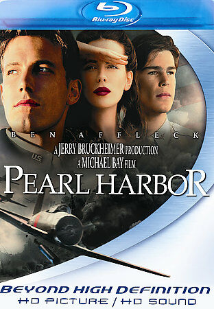 Pearl Harbor [Blu-ray] by Ben Affleck, Josh Hartnett, Kate Beckinsale