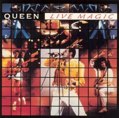 Live Magic by Queen