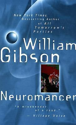 Neuromancer (Ace Science Fiction) by William Gibson