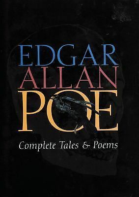 Edgar Allan Poe: Complete Tales and Poems, Edgar Allan Poe, Good Book