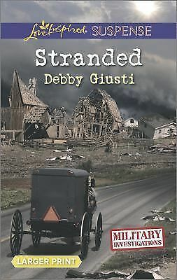 Stranded (Military Investigations) by Giusti, Debby