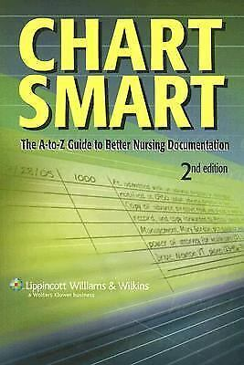 Chart Smart: The A-to-Z Guide to Better Nursing Documentation, Springhouse, Good