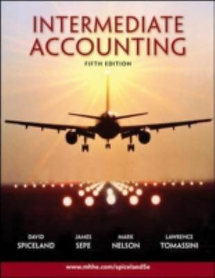Intermediate Accounting, Spiceland, J. David, Good Book