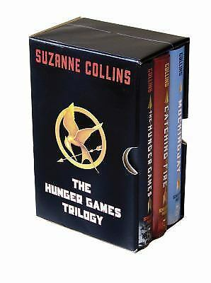 Hunger Games Trilogy Boxset, Suzanne Collins, Good Book