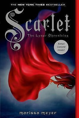 Scarlet (Lunar Chronicles, Book 2) (The Lunar Chronicles), Meyer, Marissa, Good
