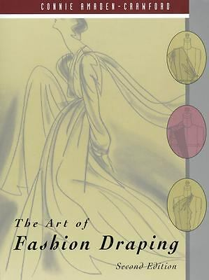 The Art of Fashion Draping, Amaden-Crawford, Connie, Good Book