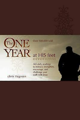The One Year At His Feet Devotional One Year Book