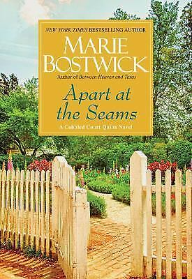 Apart at the Seams (Cobbled Court Quilts), Bostwick, Marie, Good Book