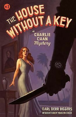 The House Without a Key: A Charlie Chan Mystery (Charlie Chan Mysteries), Bigger