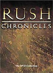 Rush Chronicles - The DVD Collection, Good DVD, Rush,