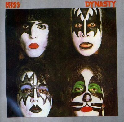 Dynasty, KISS, Good Import