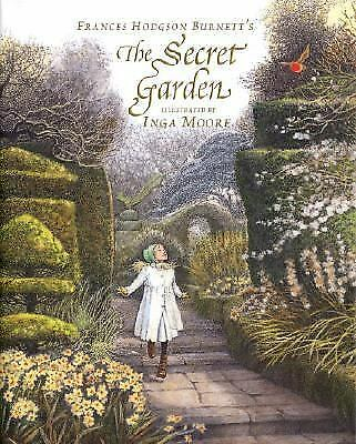 The Secret Garden, Burnett, Frances Hodgson, Good Book