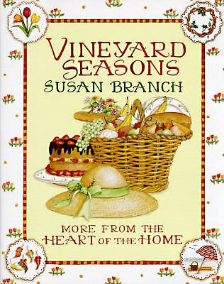 Vineyard Seasons, Susan Branch, Good Book