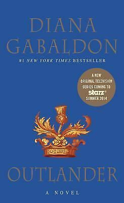 Outlander, Diana Gabaldon, Good Book