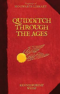 Quidditch Through the Ages Harry Potter
