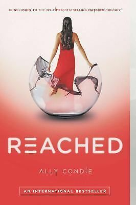 Reached (Matched), Condie, Ally, Good Book