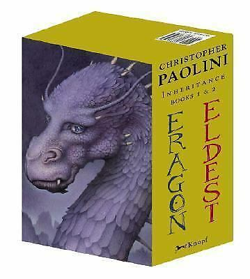 Eragon / Eldest (Inheritance, Books 1 & 2) by Christopher Paolini