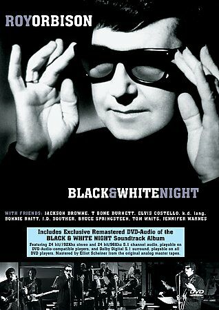 Roy Orbison - Black & White Night (DVD & DVD Audio) by