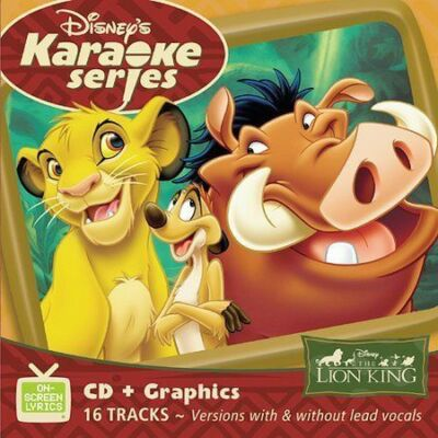 Disney's Karaoke Series: The Lion King, Various Artists, Good Karaoke