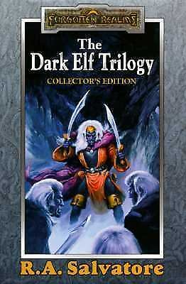 The Dark Elf Trilogy: Homeland, Exile, Sojourn (Forgotten Realms, the Dark Elf)