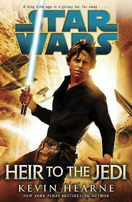 Star Wars: Heir to the Jedi by Hearne, Kevin