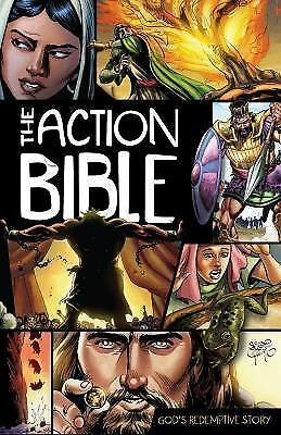 The Action Bible, , Good Book