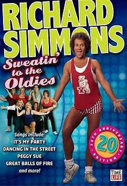 Sweatin' To The Oldies Vol. 1 (Amaray Version) by Richard Simmons