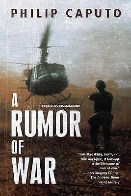 A Rumor of War, Philip Caputo, Good Book