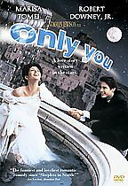 Only You, Good DVD, Marisa Tomei, Robert Downey Jr., Bonnie Hunt, Joaquim de Alm