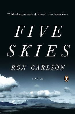 Five Skies, Carlson, Ron, Good Book