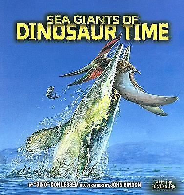 Sea Giants of Dinosaur Time Meet the Dinosaurs
