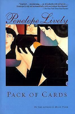 Pack of Cards, Lively, Penelope, Good Book