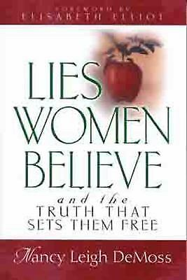 Lies Women Believe: And the Truth that Sets Them Free, Nancy Leigh DeMoss, Good