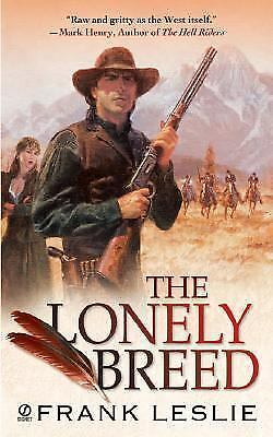 The Lonely Breed (Signet Historical Fiction), Leslie, Frank, Good Book