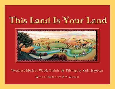 This Land Is Your Land by Guthrie, Woody