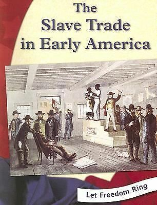 The Slave Trade in Early America (Colonial America), Keller, Kristin Thoennes, G