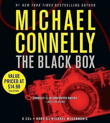 The Black Box (A Harry Bosch Novel), Connelly, Michael, Good Book