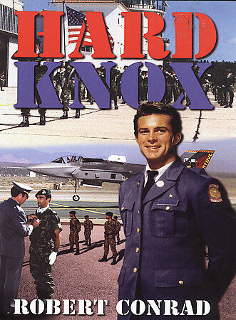 Hard Knox, Good DVD, Red West, Robert Conrad, Peter Werner
