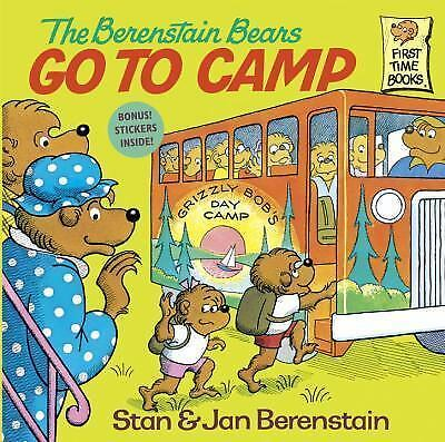 The Berenstain Bears Go to Camp, Berenstain, Jan, Berenstain, Stan, Good Book
