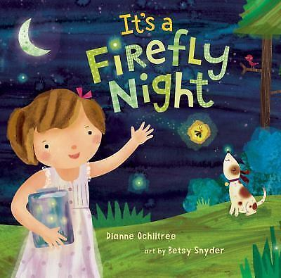 It's a Firefly Night, Ochiltree, Dianne, Good Book