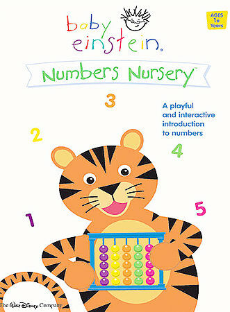 Baby Einstein - Numbers Nursery by Baby Einstein