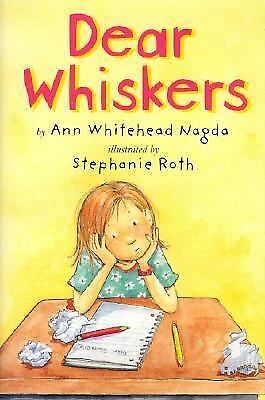 Dear Whiskers, Nagda, Ann Whitehead, Good Book