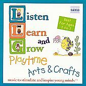 Listen Learn & Grow: Playtime Arts & Crafts, Listen Learn & Grow: Playtime-Ar, G