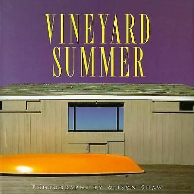 Vineyard Summer, Shaw, Alison, Good Book