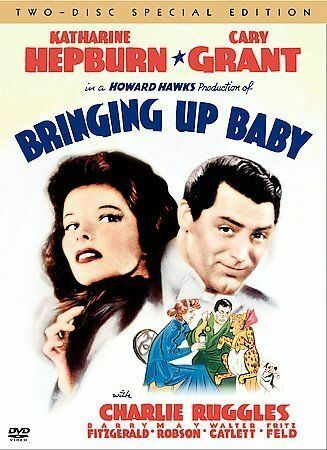 Bringing Up Baby (Two-Disc Special Edition) by Cary Grant, Katharine Hepburn, C