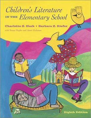 Children's Literature in the Elementary School, Huck, Charlotte S., Good Book