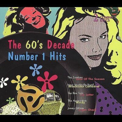 60's Decade #1 Hits, Various Artists, Good