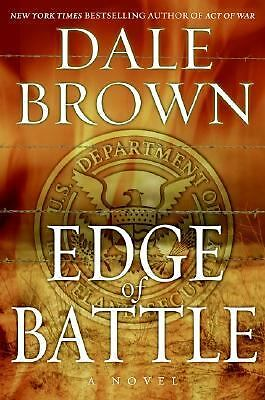 Edge of Battle: A Novel, Brown, Dale, Good Book