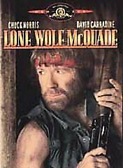 Lone Wolf McQuade, Good DVD, Chuck Norris, David Carradine, Barbara Carrera, Leo