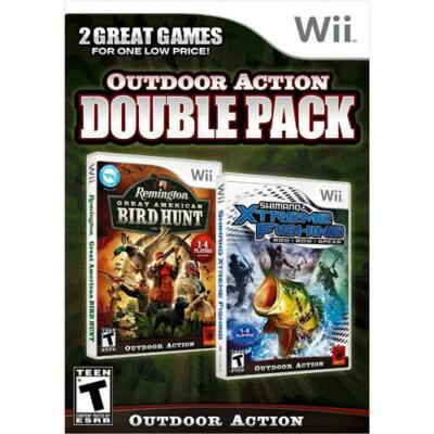 Outdoor Action Double Pack Wii